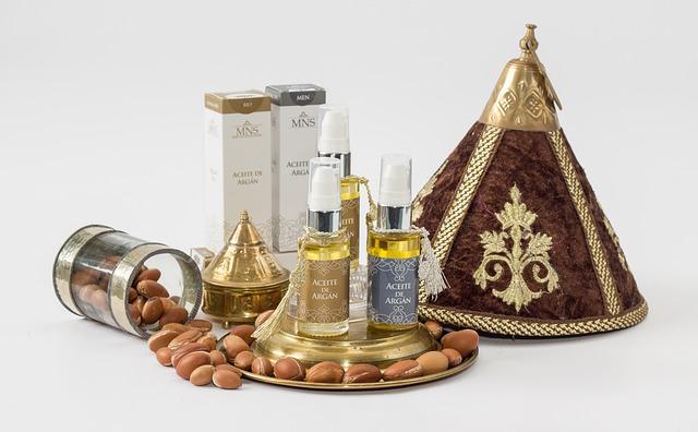 huile noix d'argan