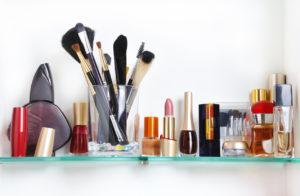Rangements maquillage
